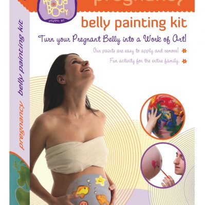 ProudBody Belly Painting Kit