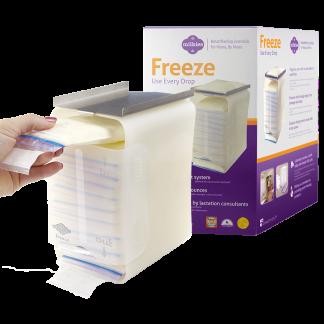 Milkies Freeze Breast Milk Freezer Storage