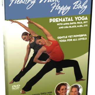 Healthy Mom, Happy Baby Yoga DVD
