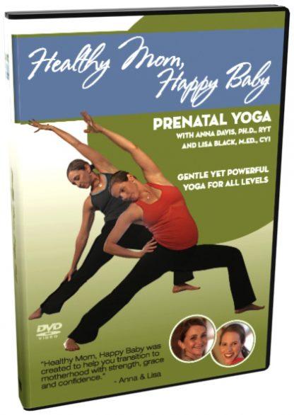 Healthy Mom, Happy Baby Yoga DVD
