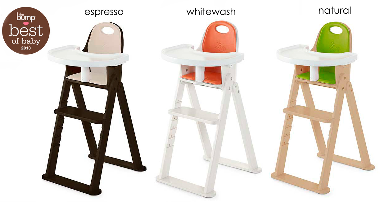 Baby To Booster Bentwood High Chair Colors
