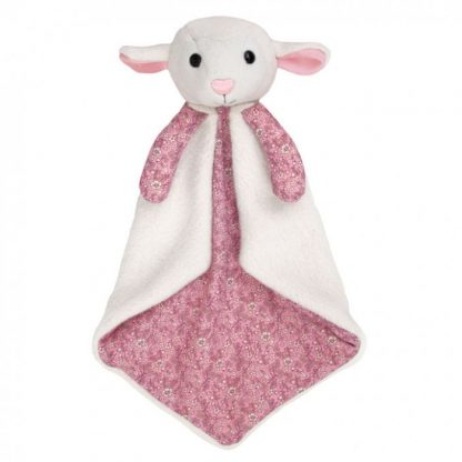 Apple Park Lamby Organic Patterned Blankie