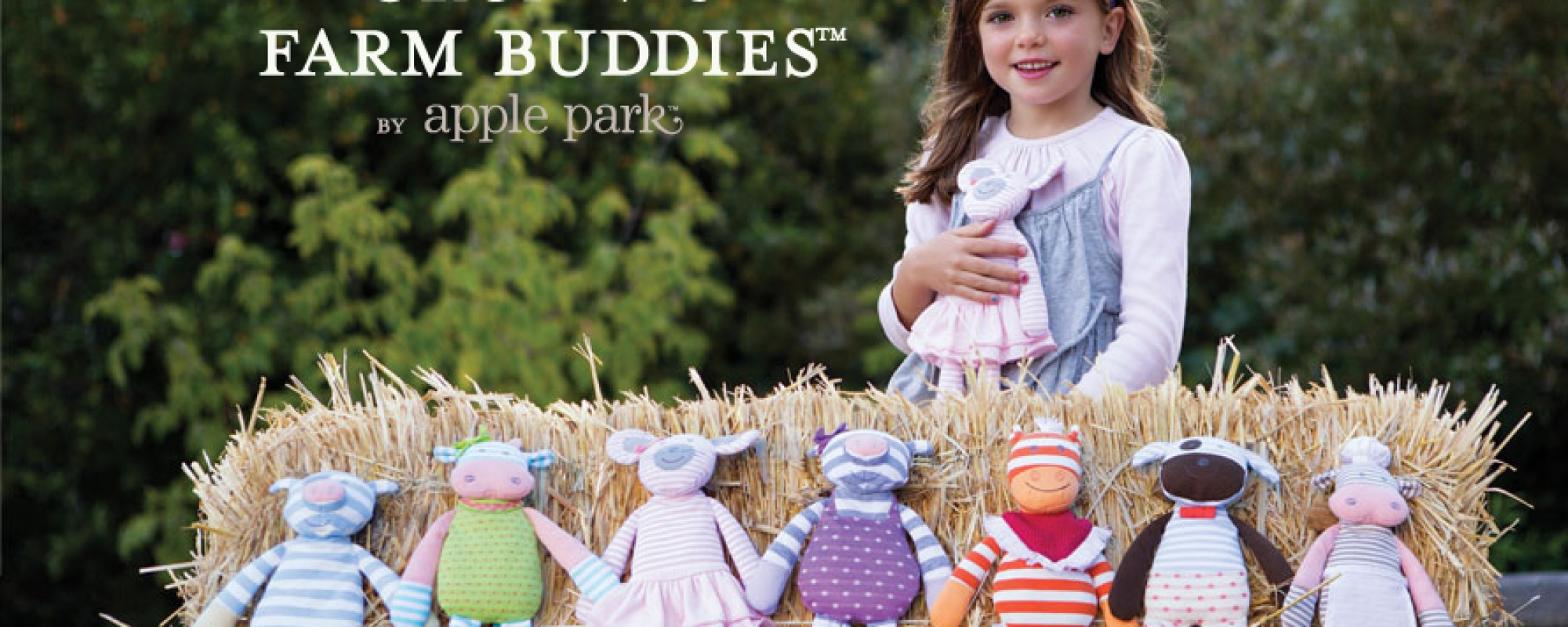 Organic Farm Buddies by Apple Park