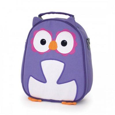 Apple Park Purple Owl Lunch Pack
