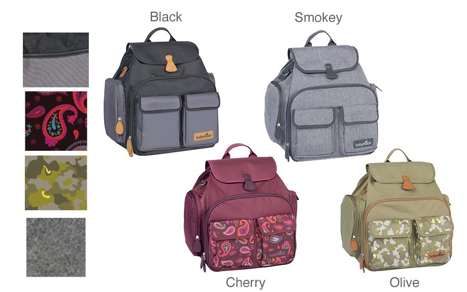 Babymoov Gobler Bag colors