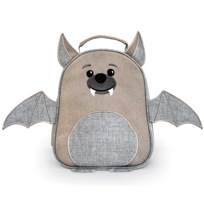 Apple Park Bat Lunch Box for Toddlers