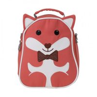 Apple Park Fox Lunch Box for Toddlers