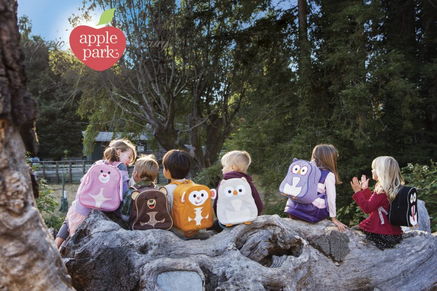 Apple Park Backpacks