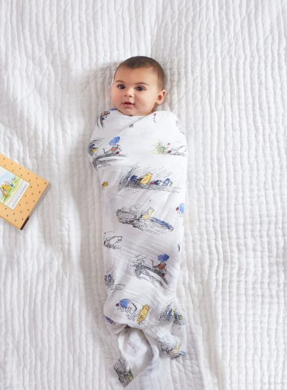 Aden + Anais Winnie the Pooh Classic Swaddle