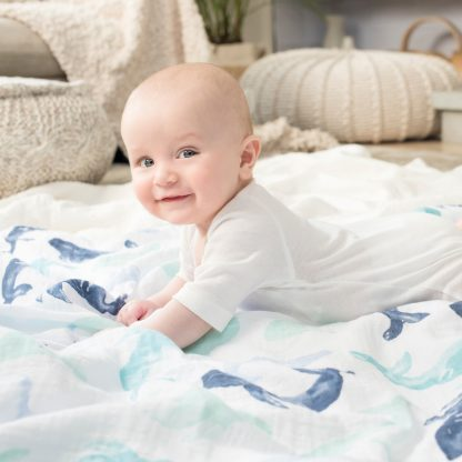 Aden + Anais Seafaring Classic Swaddles