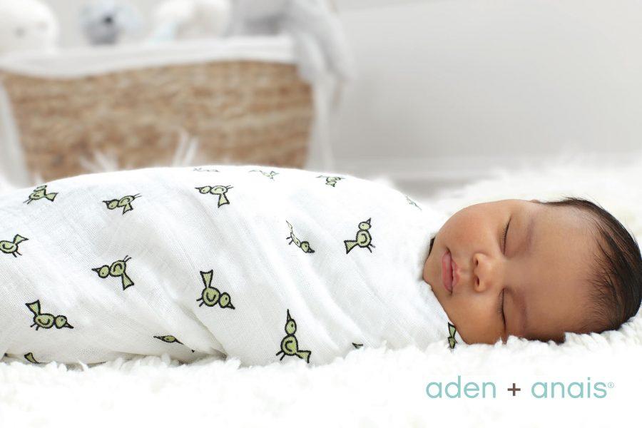 Aden + Anais Baby Swaddles
