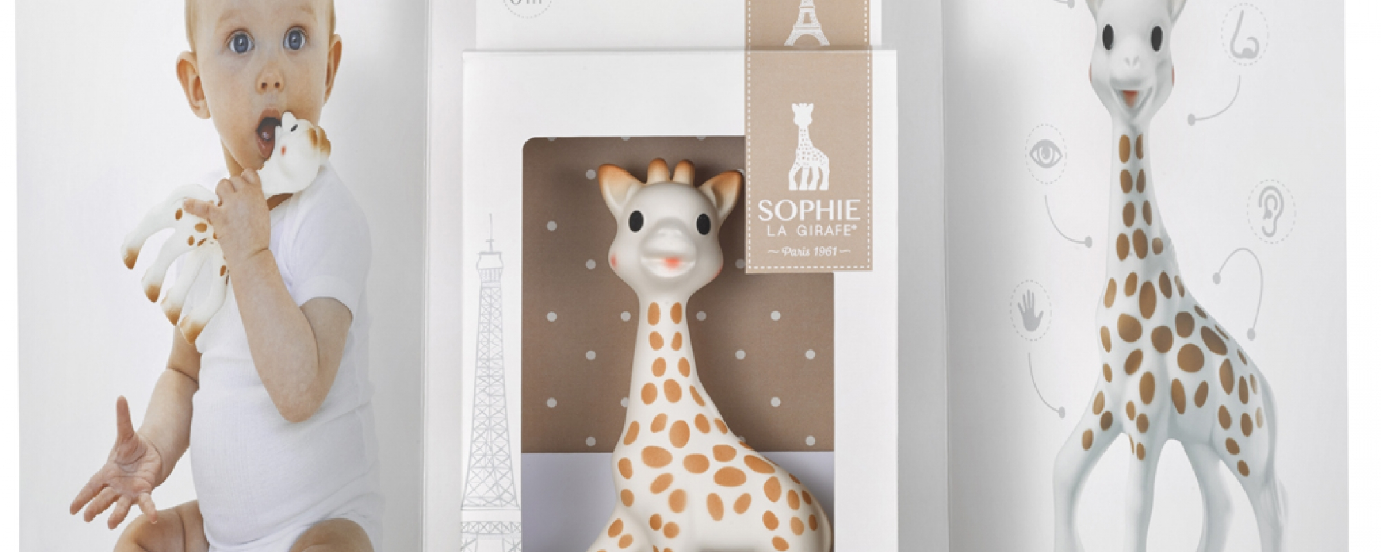 Sophie the Giraffe Teething Toy