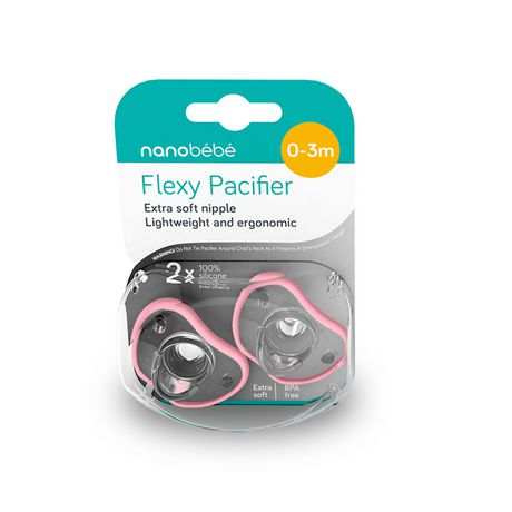 Nanobebe Flexy Pacifier