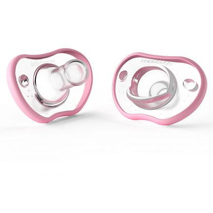 Nanobebe Flexy Pacifier Pink