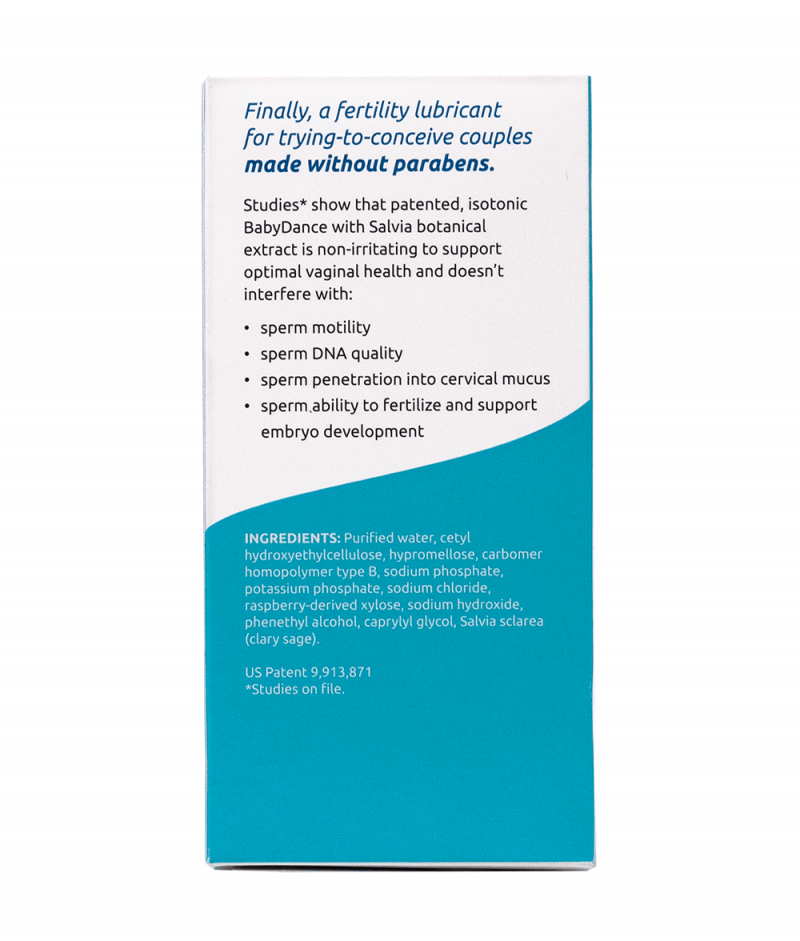 BabyDance Fertility Lubricant – 10 Applicators