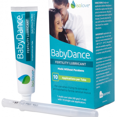 BabyDance Fertility Lubricant – 10 Applicators