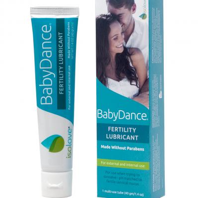 BabyDance Fertility Lubricant Tube – No Applicators