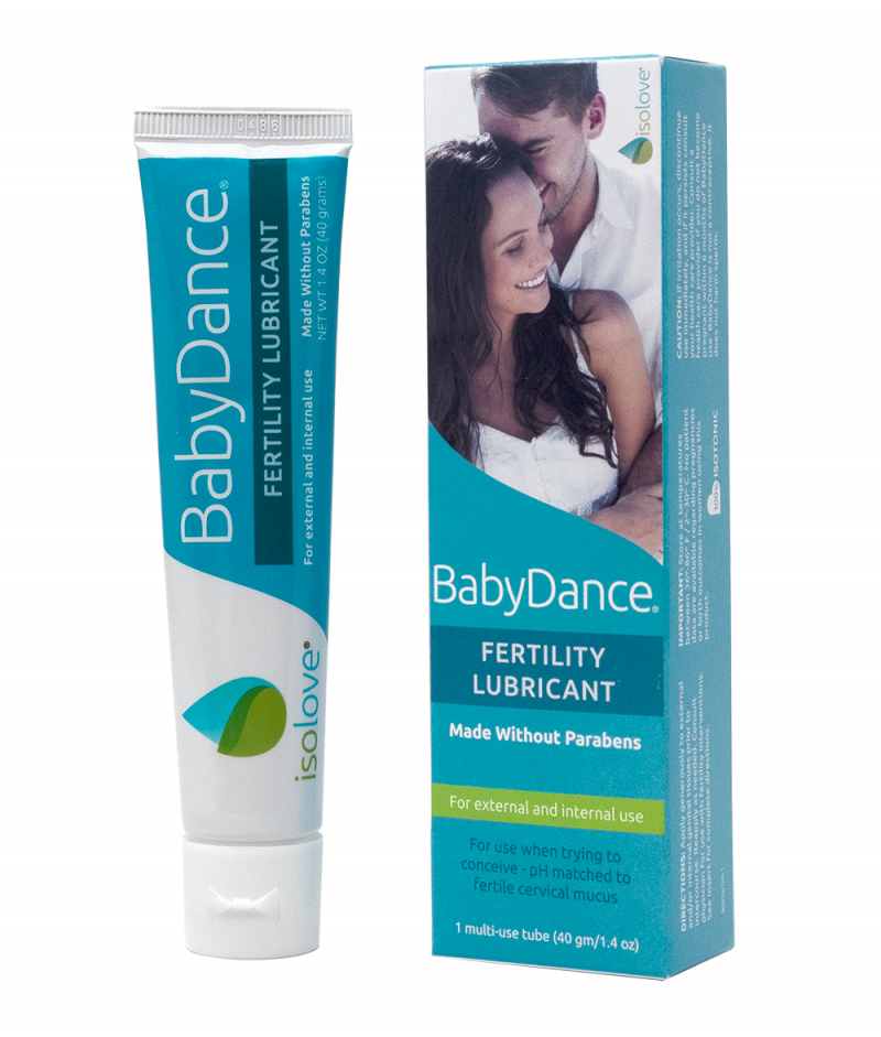 BabyDance Fertility Lubricant Tube – No Applicators